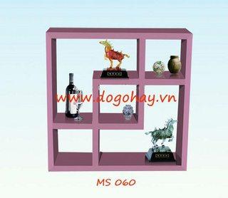 Kệ treo vuông mã MS 060