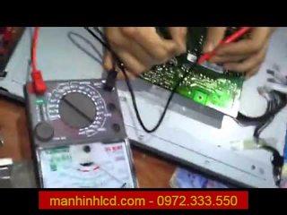 Sửa Nguồn LCD