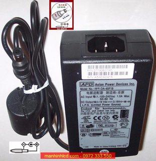 Adaptor 19v-3.16A