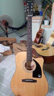 Đàn guitar Acoustic Epiphone AJ100
