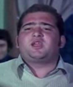 """Rıfat Ilgaz'ın unutulmaz eseri """"Hababam Sınıfı""""nın sinema uyarlamasında """"Domdom Ali"""" karakterine can veren Feridun Şavlı'nın hayat hikayesini hiç merak ettiniz mi?"""