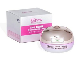 Kem dưỡng trắng da Benew Special Crystal Whitening Cream