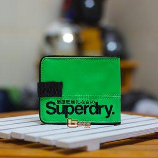 Bóp chống thấm Superdry Tarpaulin