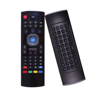 Chuột bay MX3 + bàn phím ( Air Mouse MX3) thiết bị điều khiển từ xa 3 trong 1