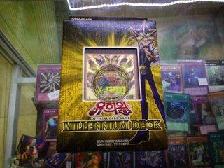 [MB01 Yugioh]Millennium Deck Exodia Bài Yu-Gi-Oh! Chính Hãng tại Việt Nam