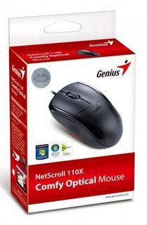 Mouse Genius 100X - USB Chính Hãng Box