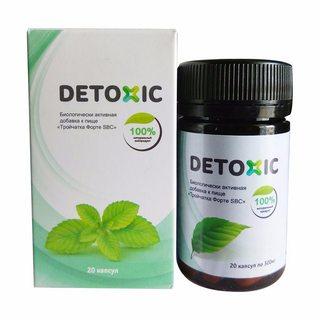 Detoxic cải thiện tiêu hóa tăng cường sức khỏe