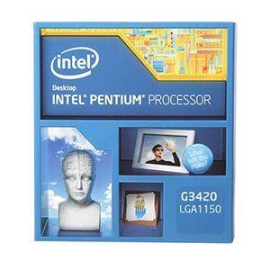 CPU Pentium Dual - G3420 (3.2GHz) BOX