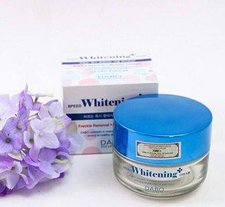 Kem dưỡng trắng da Dabo Speed Whitening Cream