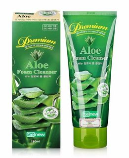Sữa rửa mặt lô hội Benew Aloe Foam Cleanser