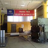 Giới thiệu xưởng đóng thùng Hyundai Đông Nam