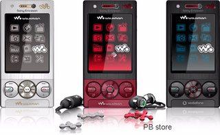 Sony W705