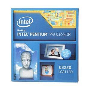 CPU Pentium Dual - G3220 (3.0GHz)- BOX