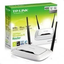 Phát Wireless TP-Link 841N  2 Anten chuẩn N 300Mb