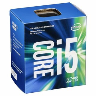 Intel Core i5-7400 Kabylake