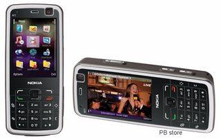 Nokia N77 tivi