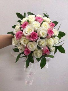 Hoa cầm tay cô dâu - C003