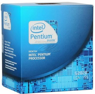CPU intel G2020 3M Cache 2.90GHz - SK 1155    - Box