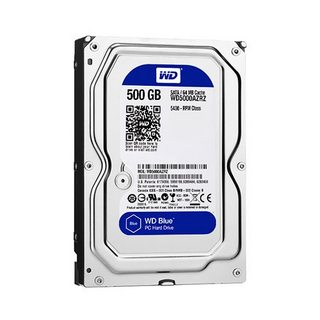 HDD WESTERN 500GB BLUE 7200RPM 32MB