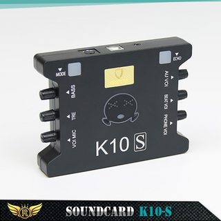Soundcard XOX K10S