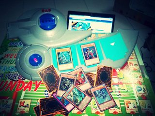 Duel Disk Academy Yu-Gi-Oh!