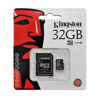 Thẻ nhớ Kingston 32G 80MB/S