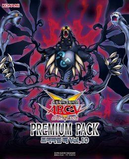 [PP10-KR] Gói Premium Pack Vol.10 Bài Yu-Gi-Oh! Chính Hãng tại Việt Nam
