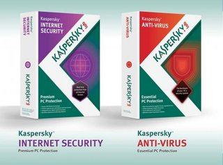 Kapersky Anti Virus 1pc/12t - 2013 box