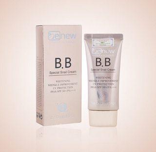 Kem nền trang điểm BB Benew Special Snail Cream