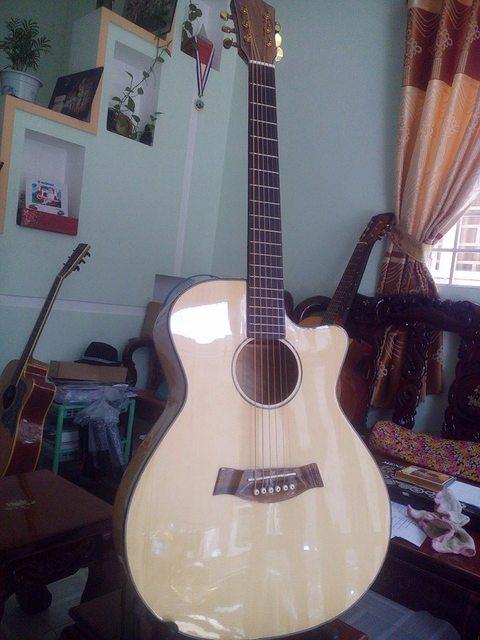 Guitar Acoustic AC2230 (Điệp trung)