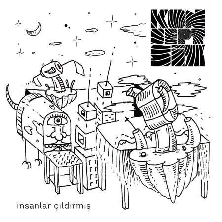 Konseptsiz - İnsanlar Çıldırmış (2014) Maxi Single indir