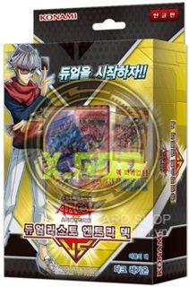 [VS15-KRD]Duelist Entry Deck VS: Saber Force Bài Yu-Gi-Oh! Chính Hãng tại Việt Nam