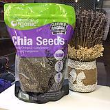 Hạt Chia Seed Organic Úc giàu Omega 3