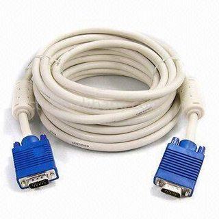 Cable VGA 1.8m 2 Đầu Đực Loại Tốt