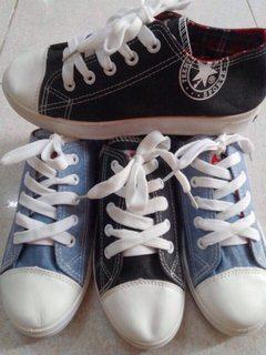 Giày phong cách và cá tính
