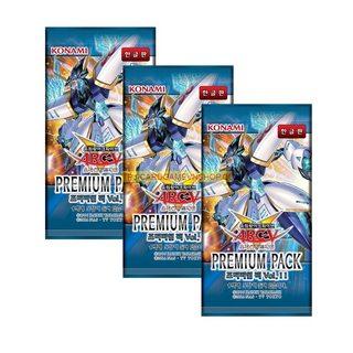 [PP11-KR] Gói Premium Pack Vol.11 Bài Yu-Gi-Oh! Chính Hãng tại Việt Nam